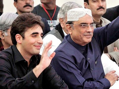 PPP rejects resignations, considers long march: report