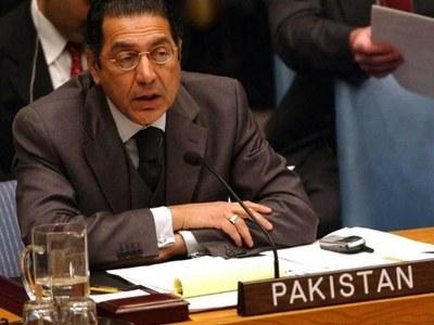 UN, world community must move to resolve festering Kashmir dispute: Ambassador Munir Akram