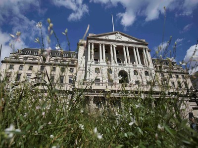 BoE's Bailey says UK economy not as bad as rankings suggest