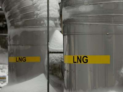 Pipeline capacity: New LNG terminals meeting criteria: CCoE