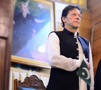 Pakistan ready to go extra mile for peace and just solution to Kashmir issue: PM