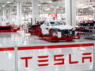 Tesla targets new 'Model 2' unveiling at Guangzhou Auto Show
