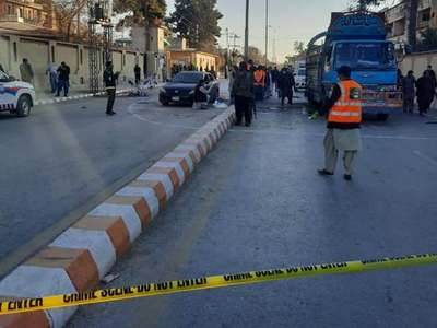 Two dead, three injured in Quetta blast