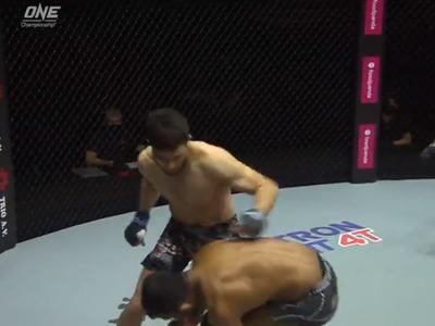India vs Pakistan in MMA: Mujtaba knocks out Rahul under 60secs