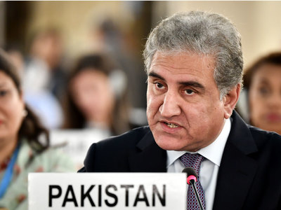Qureshi writes to UN about IIOJK situation
