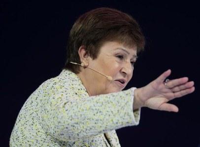 IMF's Georgieva tells Argentina it 'takes two to tango' in deal talks