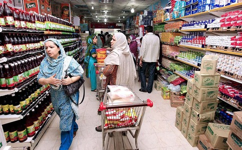 Prices of essential food items fall slightly in local market
