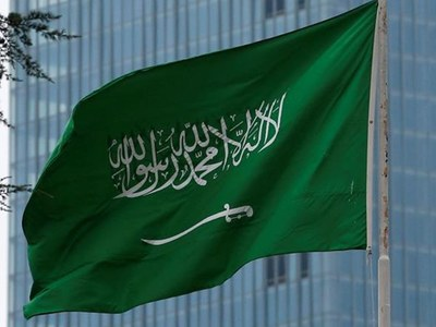Saudi says intercepted armed drone launched by Yemen rebels