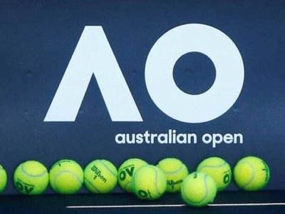 Delayed Australian Open tennis Grand Slam begins
