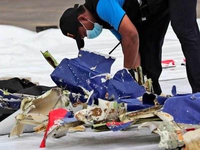 Preliminary report into Sriwijaya Air crash expected on Feb. 10: Indonesian investigators