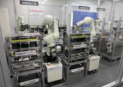These robots can deliver COVID-19 results in 80 minutes