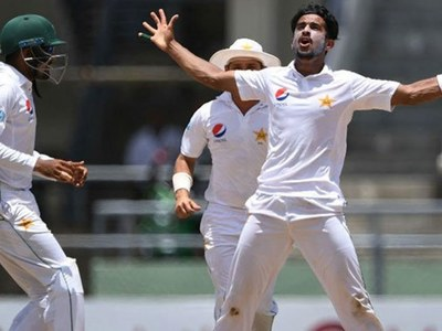 Hassan Ali stars as Pakistan clinch Test series against South Africa