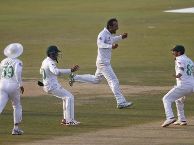 Pakistan move up in ICC Test ranking after historic South Africa win