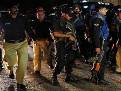 Five terrorists arrested, one killed in encounter with CTD
