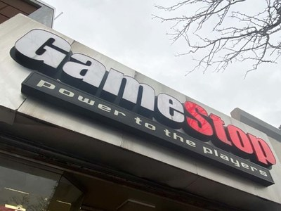GameStop shares slump as Reddit rally ebbs