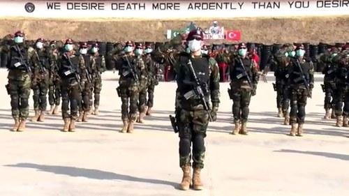 Pak-Turkey joint exercise 'ATATURK-XI' kicks off