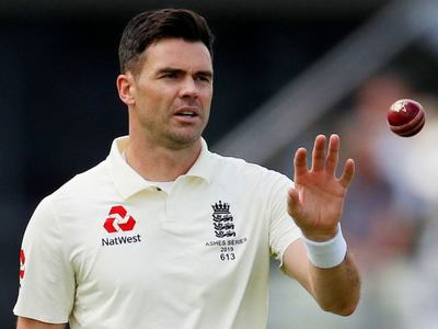 Anderson strikes edge England closer to victory in India Test