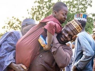 Nigerian behind abduction of school children surrenders