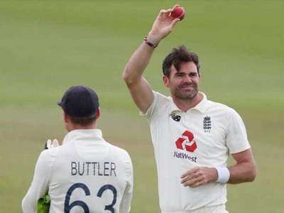 Anderson's 'big moment' over wrecks Indian hopes
