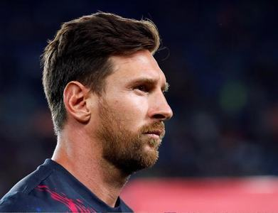 Let PSG talk about Messi, says Koeman