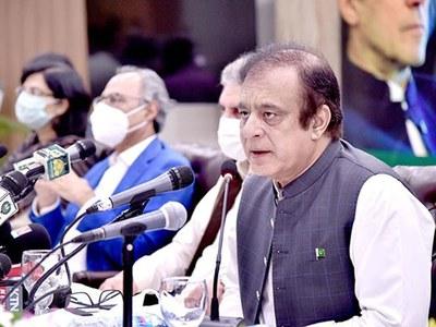 'Political decrees' show Maluana Fazl's dual standards: Shibli
