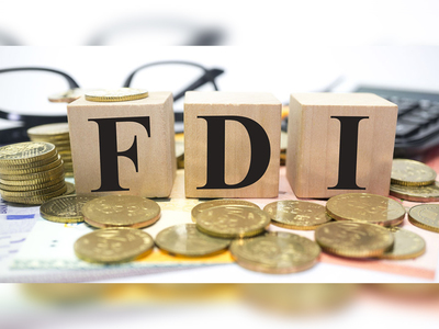 China January FDI gains 4.6% y/y in yuan terms -commerce ministry