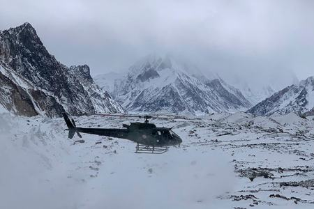 Army to deploy C-130 aircraft to find missing K2 climbers
