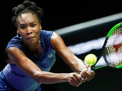 Venus hobbles out of Australian Open in agony