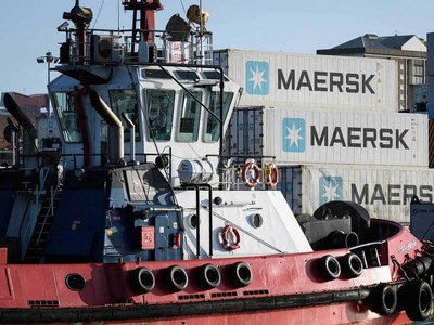 Maersk profit soars nearly six-fold for 2020