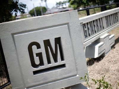 GM reports higher profits