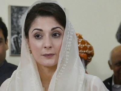 Maryam slams PM over statement about Senate polls