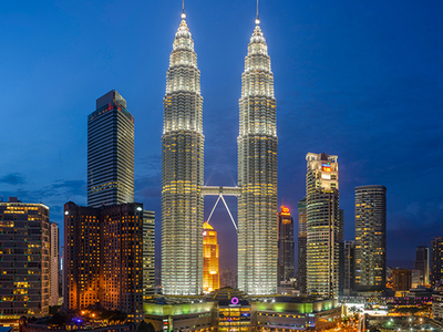 Malaysia's economy posts biggest annual decline since 1998 crisis