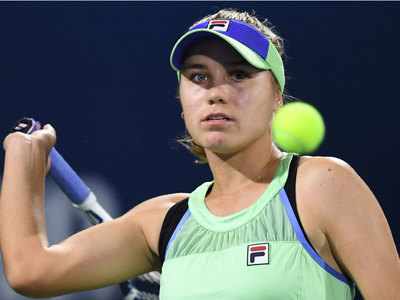 Australian Open champion Kenin crashes out in second round
