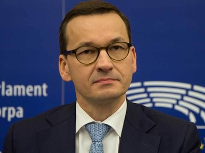 Nord Stream 2 is no 'compensation' for WWII: Polish PM