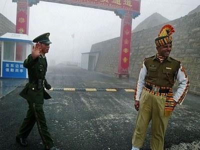 India, China 'disengage' from part of border