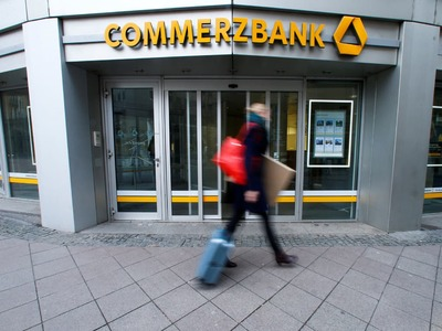 Commerzbank reports $3.3bn loss as it counts cost of restructuring, pandemic
