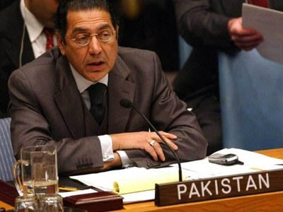 Pakistan rejects India's claims about perpetration of terrorist activities from its territory