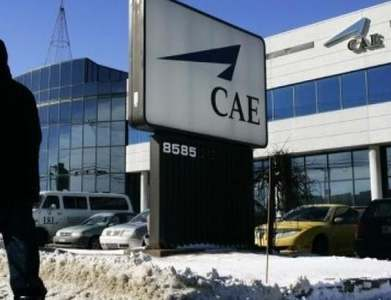 Flight simulator maker CAE's profit halves as pandemic weighs on demand