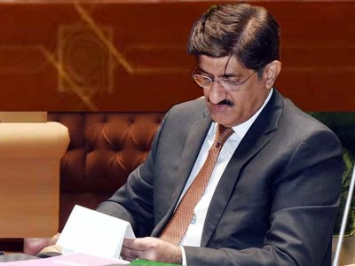 Karachi is the city of Pakistan Navy, says Murad