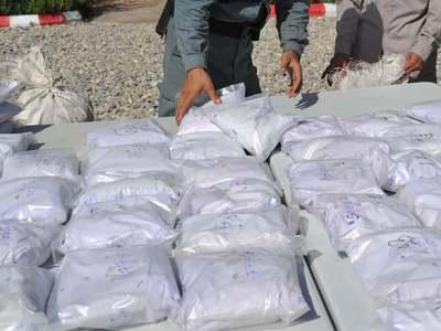 Bid to smuggle heroin foiled