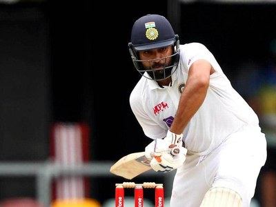 Dazzling Sharma century steers India to 189-3 in second Test against England