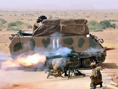 Pakistan Army conducts 'Jidar-ul-Hadeed' drills in Thar Desert