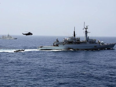 Navy, NIMA host Int'l Maritime Conference