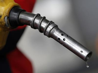 European gasoline at 5-week low