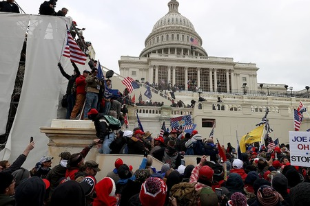 Trump campaign paid $3.5 million to rally organisers that led to deadly Capitol attack