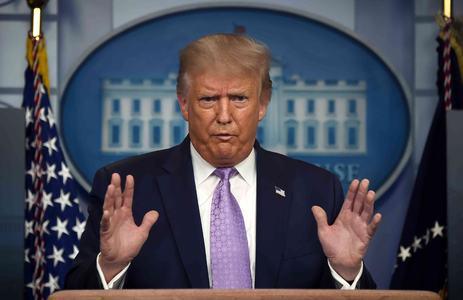 U.S. Senate acquits Trump as Republicans save him in impeachment again