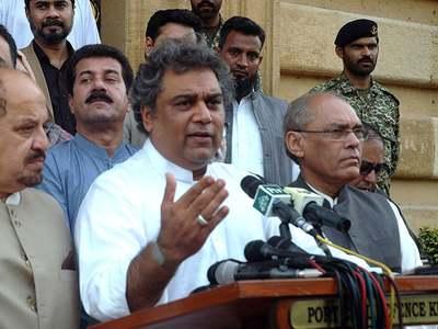 Sindh govt trying to encroach KPT land: Zaidi