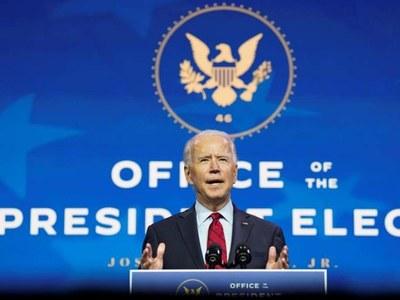 Biden calls to reform US gun laws