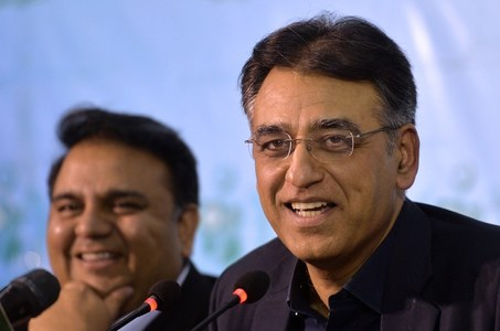 People aged 65 and above can now register for COVID-19 vaccination, announces Asad Umar