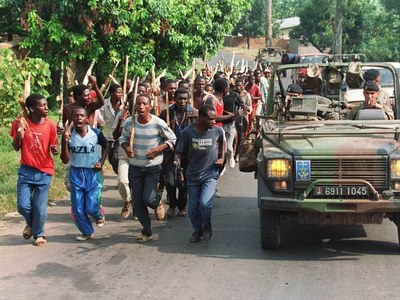 France 'helped Rwanda genocide suspects escape' in 1994